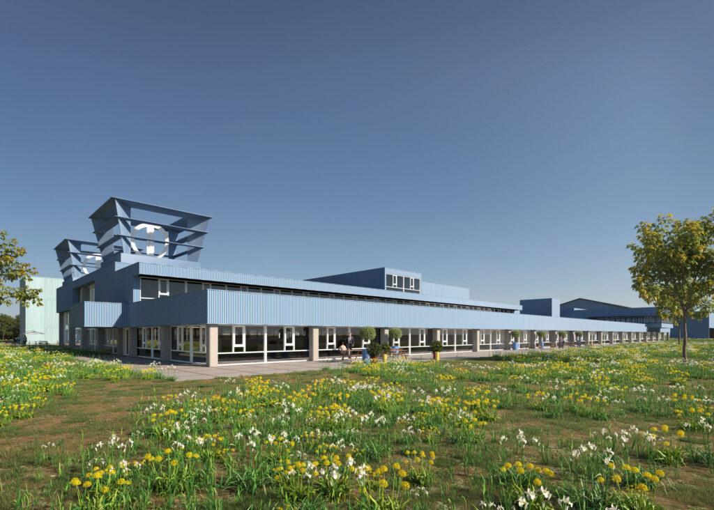 Gebouw 356 vliegveld valkenburg